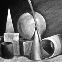 Still Life sketch 3