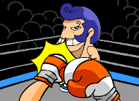 Boxing Match animation 2