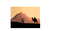 Desert Trek animation
