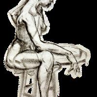 Figure Sketch 37