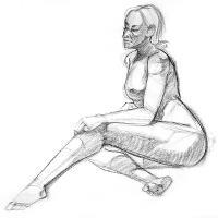 Figure Sketch 35