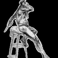 Figure Sketch 38