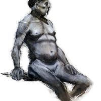 Figure Sketch 36