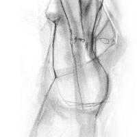 Figure Sketch 34