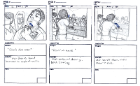 storyboard sketches page 2