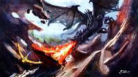 Dragon animation
