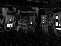 house - interior 1 animation