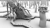 Trees animation