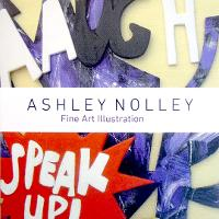 Speak Up by Ashley Nolley