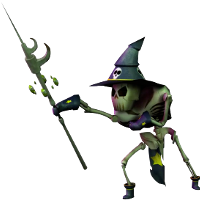 Skele-Wizard