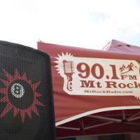 audio eight ball and mt. rock logos
