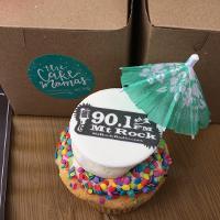mt. rock cupcake