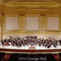 Wind Ensemble Carnegie Hall