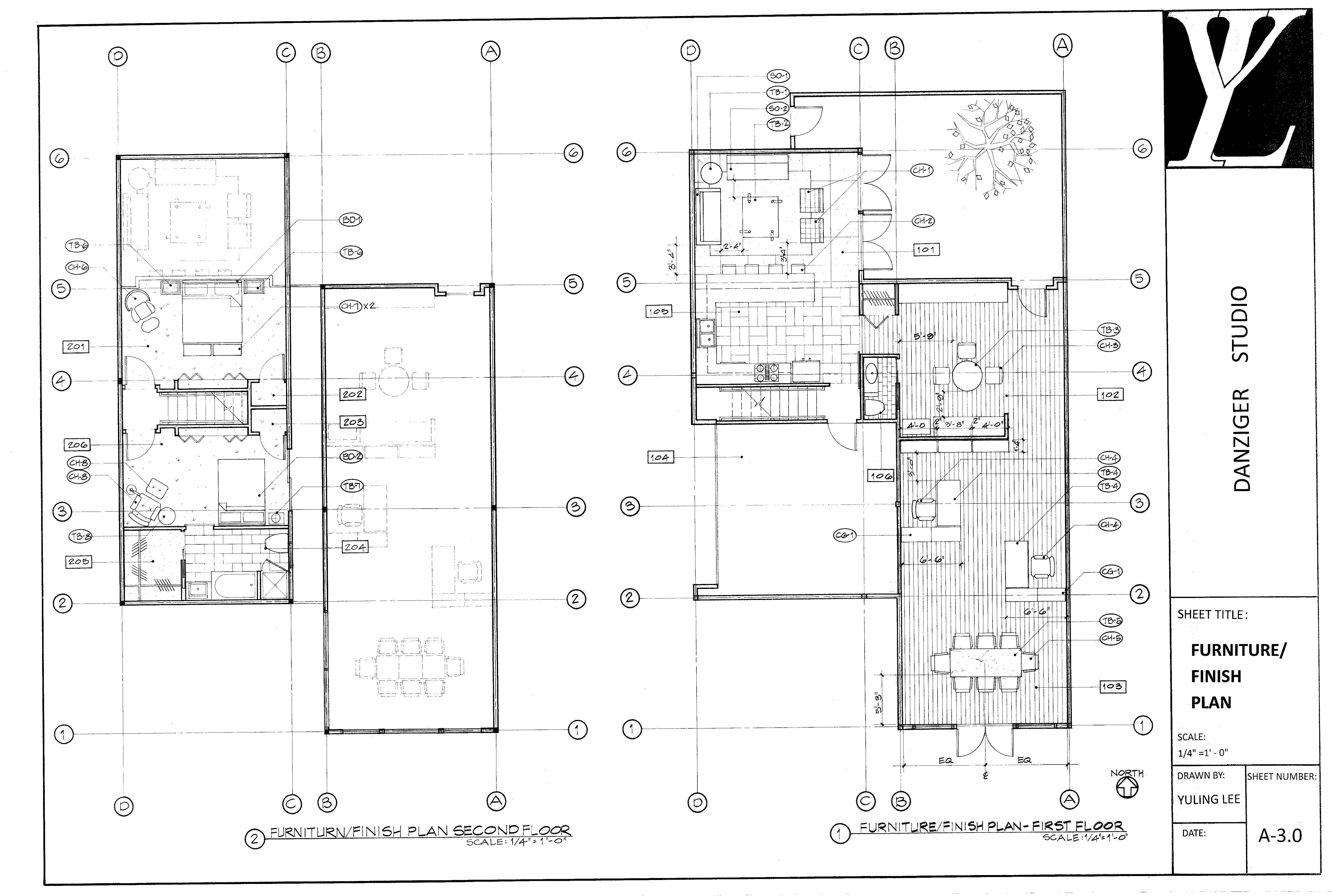 ID 22 Design Drawing For Interior Design ...