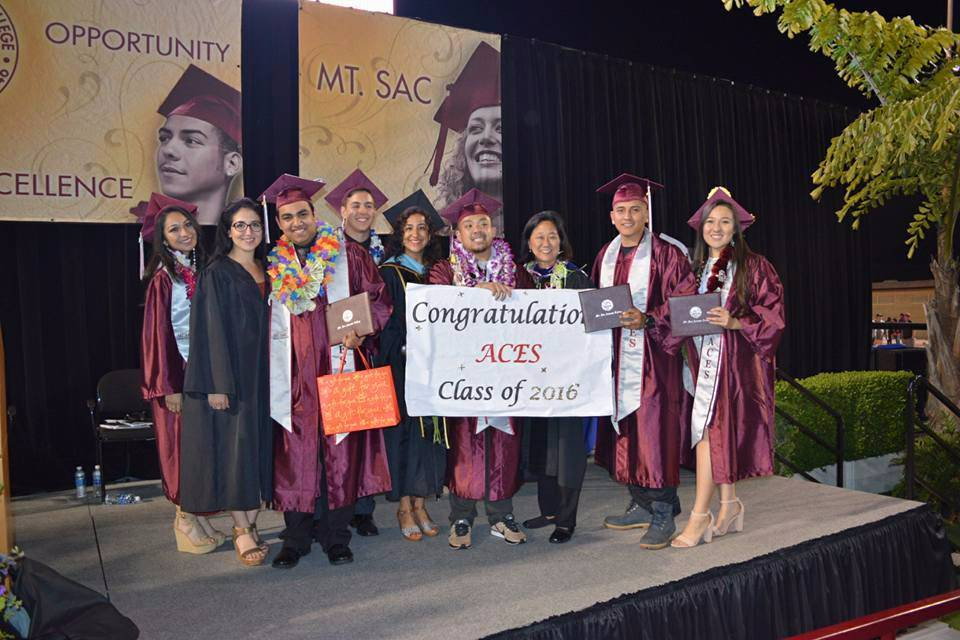 Mt. SAC Graduation Ceremony 2016
