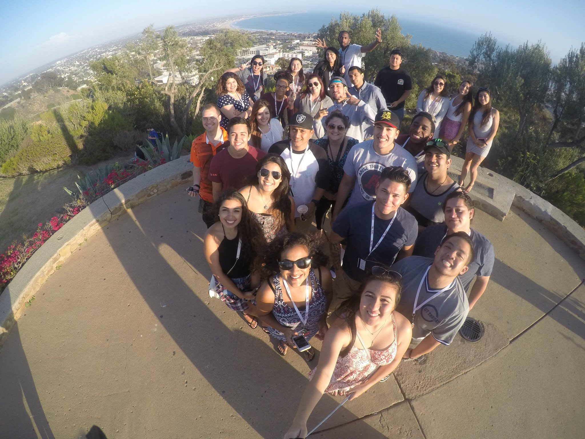 Summer 2015 ACES selfie photo