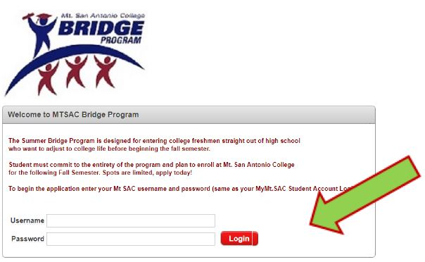 Step 4 - Bridge Login