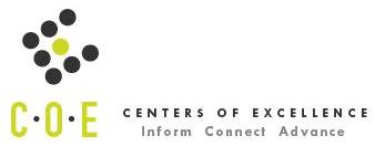 Centers of Excellence logo