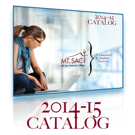 Cover of the College Catalog