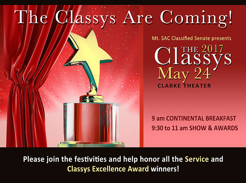 The Classys are Coming!