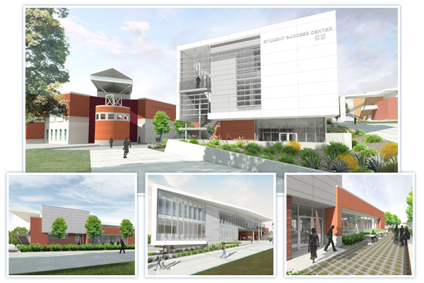 Student Success Center Renderings