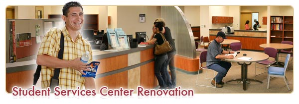Student Services Center Renovation