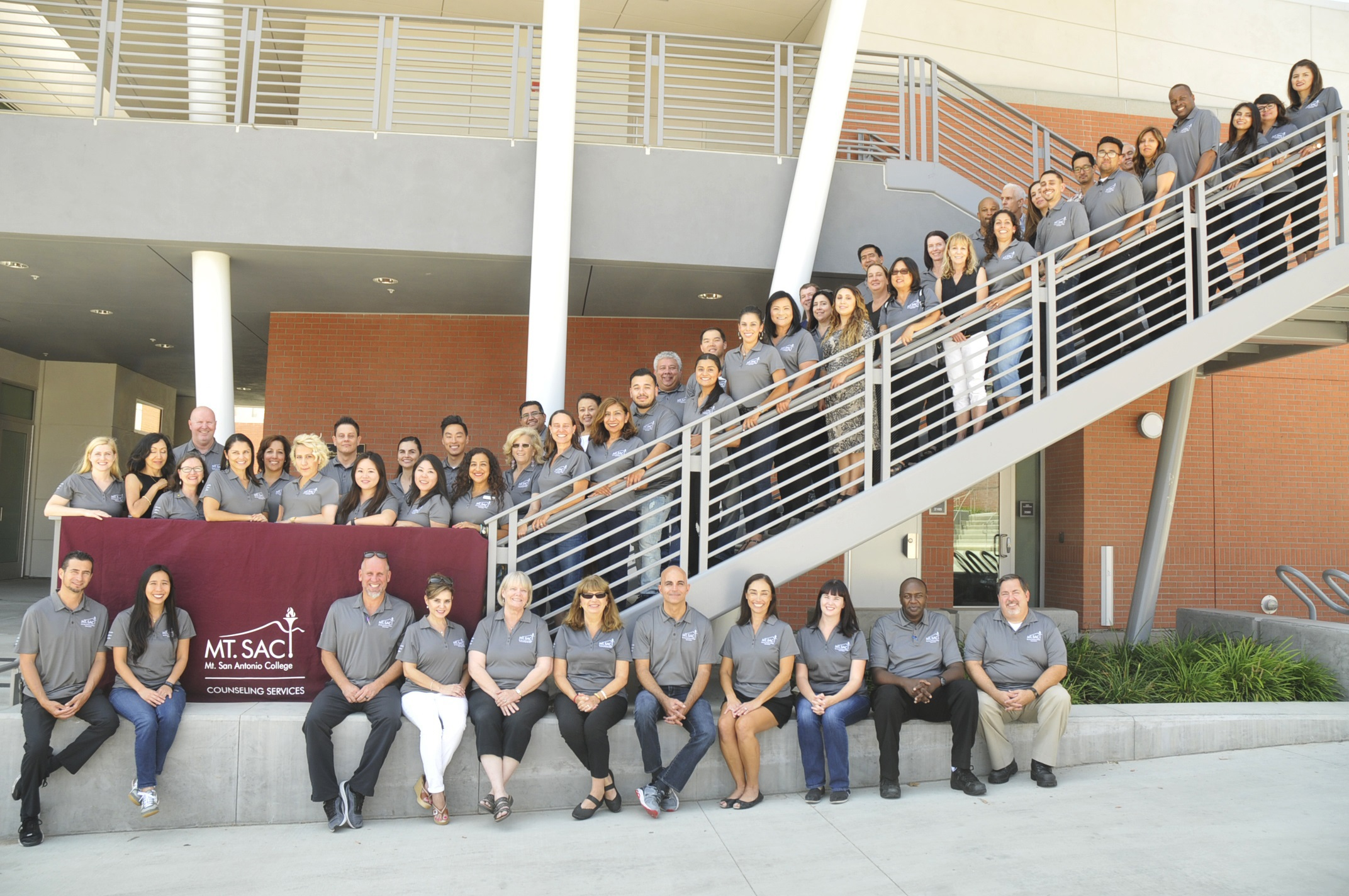 Mt. SAC Counseling Team