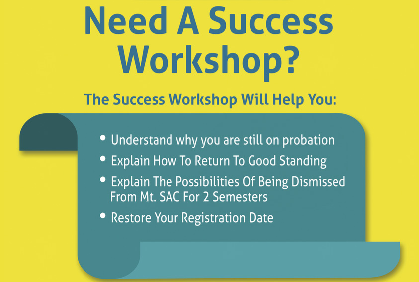 dating for sucess workshops