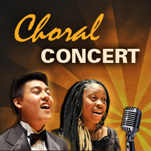 Fall Choral Concert Recital Hall 10/24/2014 7:30 p.m.