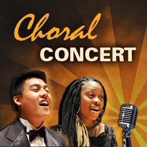 Fall Choral Concert Recital Hall 10/24/2014 7:30 p.m.