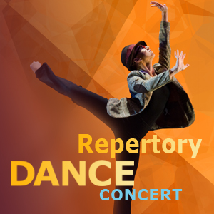 Fall Repertory Dance Concert Clarke Theater 10/24/2014 8 p.m.