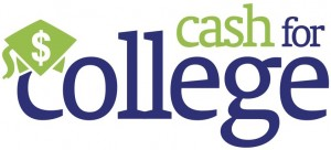 Cash for College button