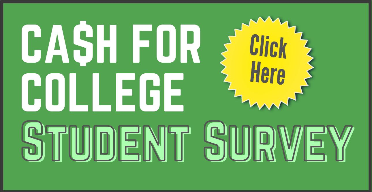 Cash for College Survey