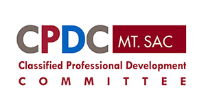 Classified Professional Development Committee (CPDC)