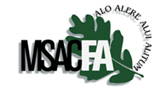 mt. sac faculty association logo