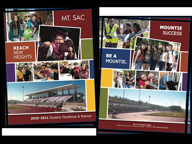 Student Handbook Calendar