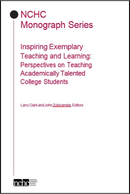 NCHC: Inspiring Exemplary Teaching and Learning