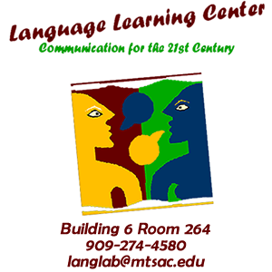The Language Learning Center is located in Building 6 room 264.