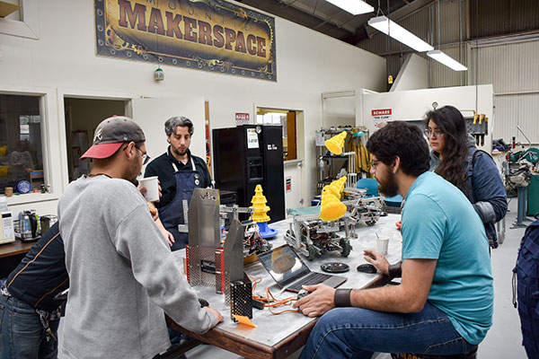 Mountie MakerSpace