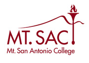 college logo in maroon one-color