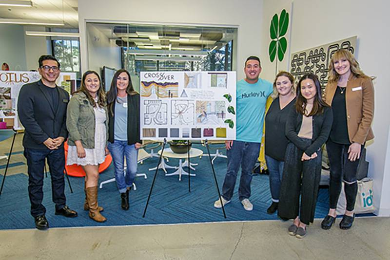 Interior Design Students Awarded Scholarships