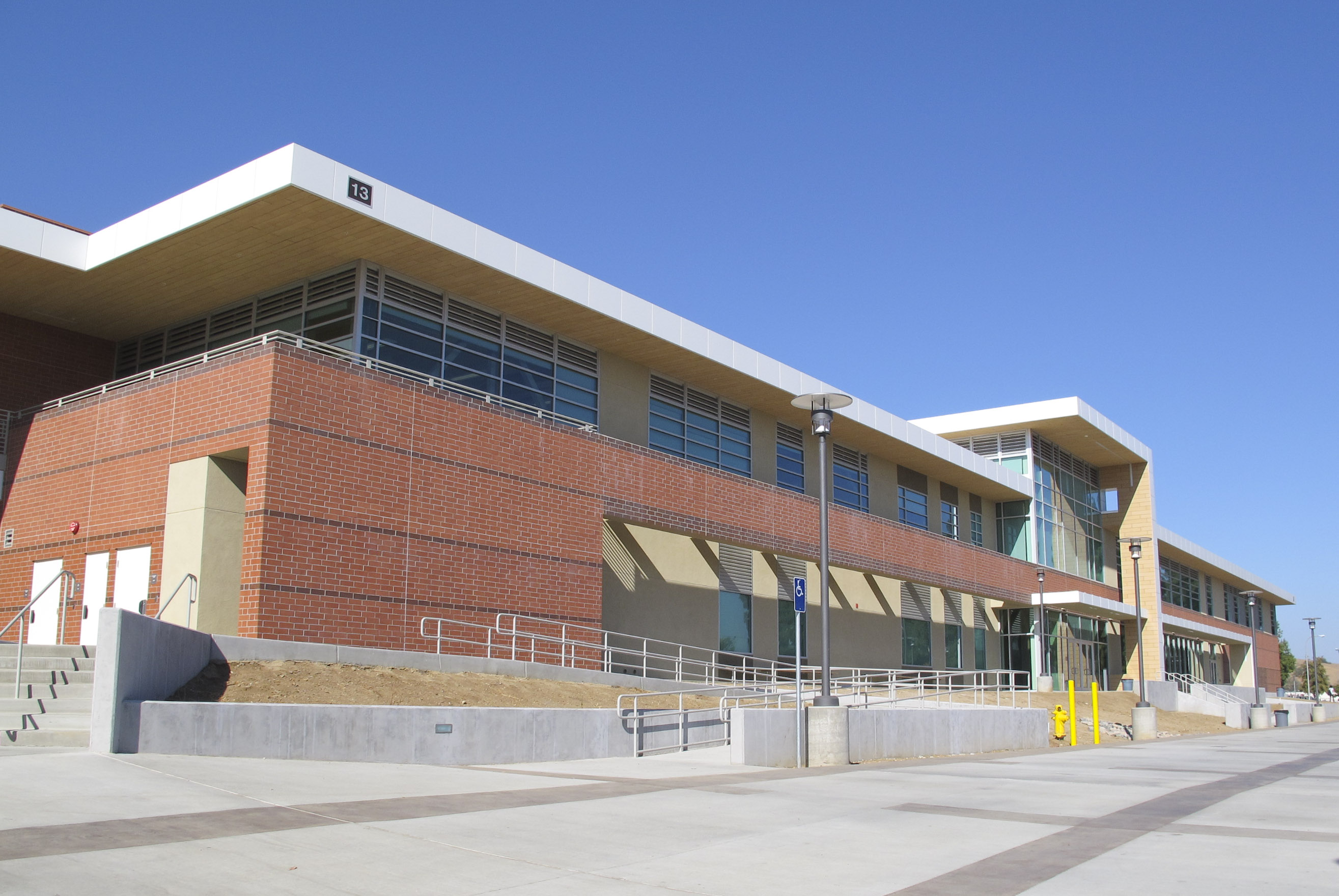 Image of the Design Technology Building