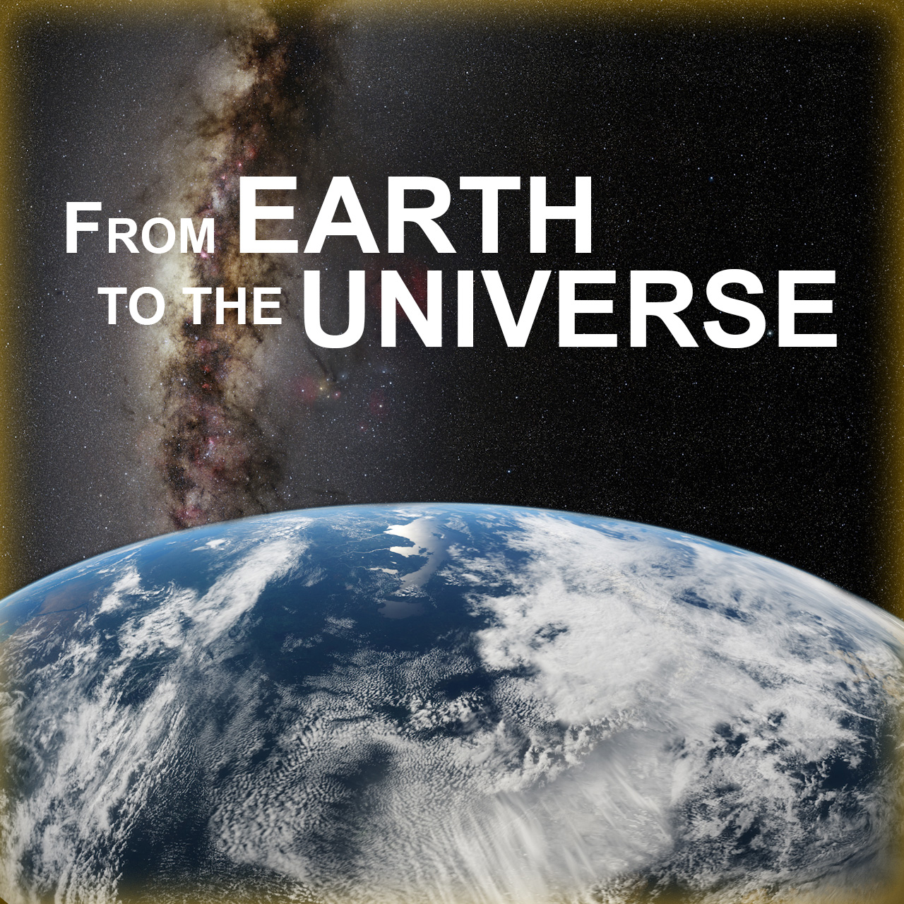 From Earth to the Universe Icon