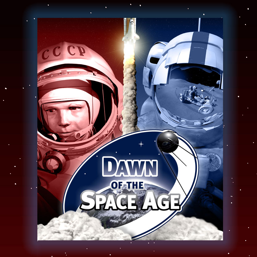 Dawn of the Space Age Icon