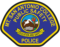 MtSAC Police patch