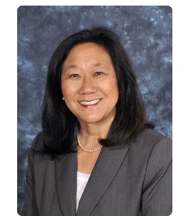 Dr. Audrey Yamagata-Noji, Vice President, Student Services