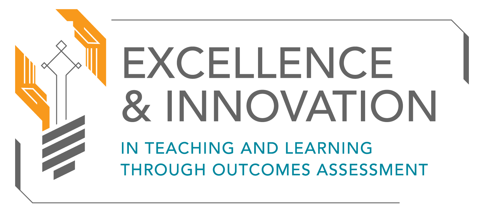 Excellence and Innovation in Teaching Through Outcomes Logo