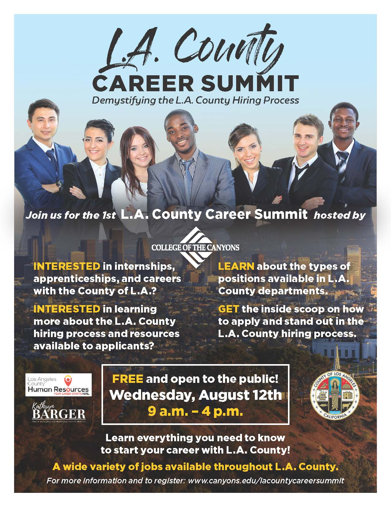 Career Summit