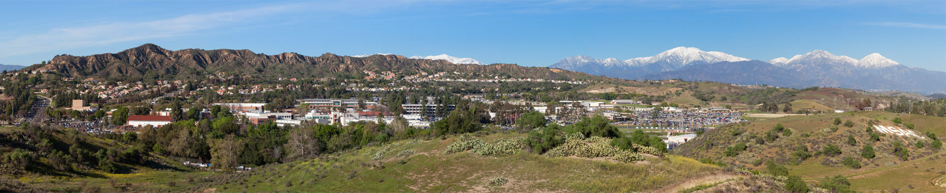 Mt. SAC Panorama