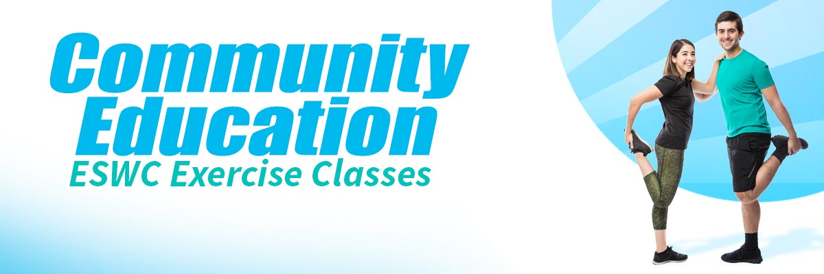Community Education ESWC Exercise Classes